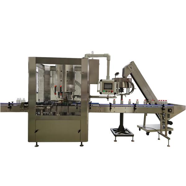 Avtomatski 6-rotacijski stroj za rotacijsko zapiranje