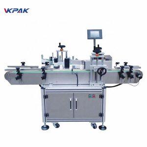 Avtomatski stroj za etiketiranje okroglih steklenic tipa valja
