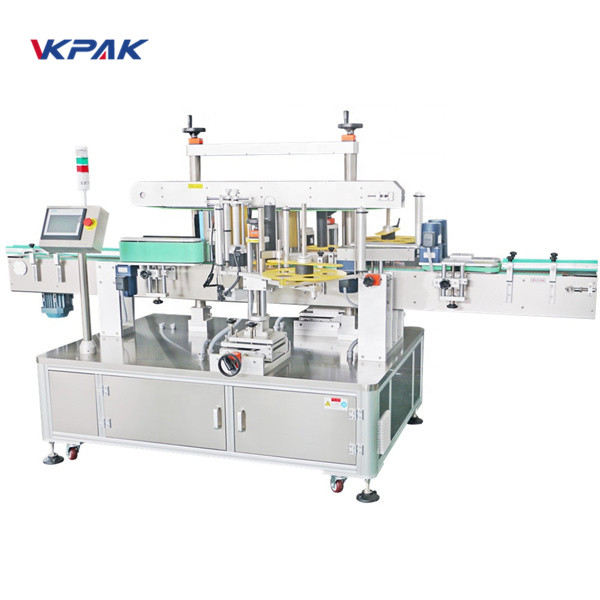 Avtomatski dvostranski etiketni stroj
