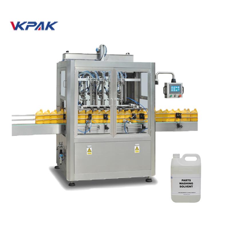 Avtomatski stroj za polnjenje, proti eksplozijam, za vnetljive tekočine
