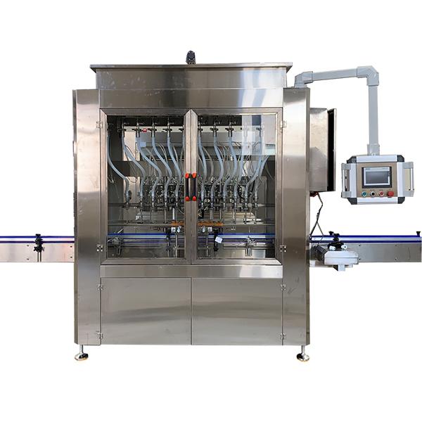 Stroj za samodejno polnjenje s težo