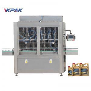 Stroj za samodejno polnjenje mazalnega olja