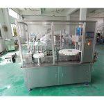 Avtomatski stroj za polnjenje in zapiranje tekočega sirupa za oralno uporabo