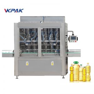 Avtomatska oprema za polnjenje steklenic za polnjenje sončničnih rastlinskih olj