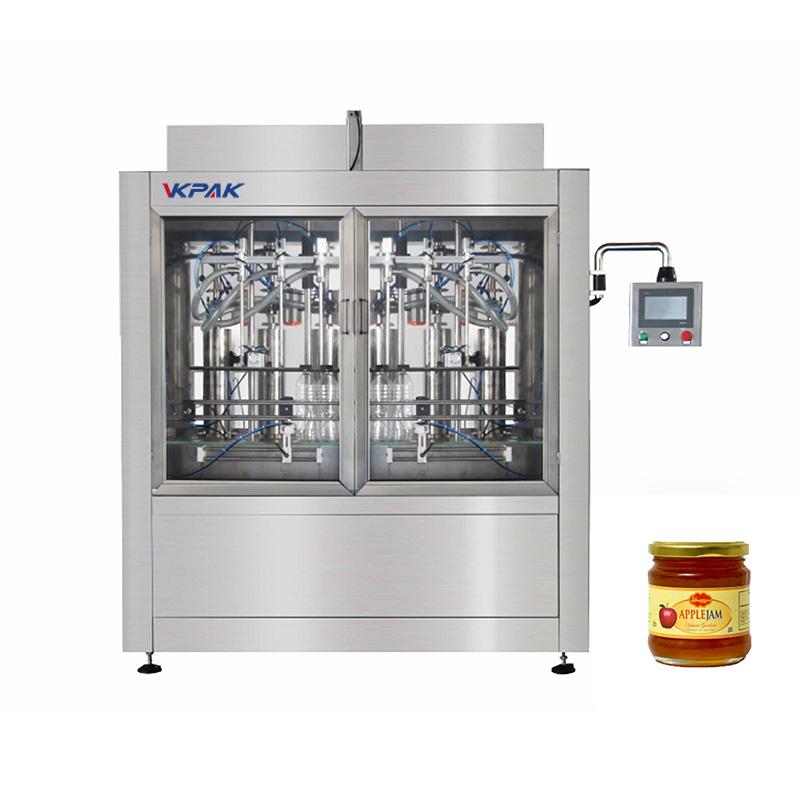 Stroj za samodejno polnjenje omake z batom