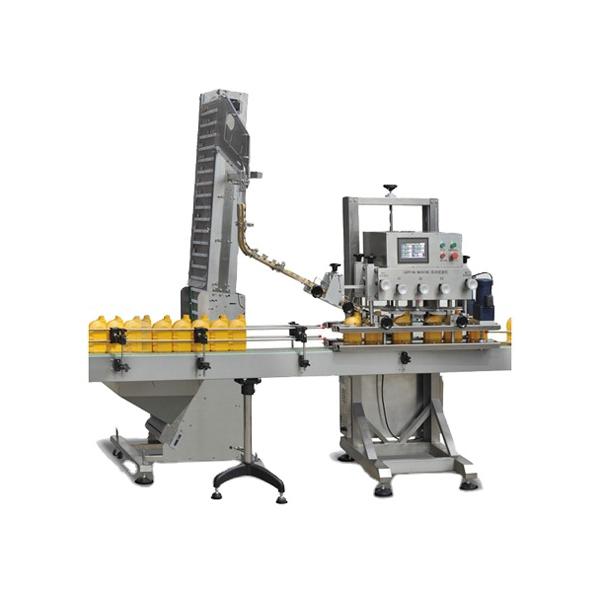 Stroj za samodejno zapiranje vijakov vretena