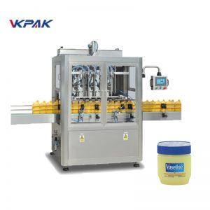 Avtomatska linija za polnjenje in hlajenje vazelina