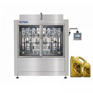 Avtomatski stroj za polnjenje viskoznih tekočin za plastične steklenice