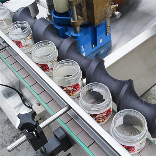 Podrobnosti stroja za samodejno etiketiranje papirja z mokro lepilno pasto