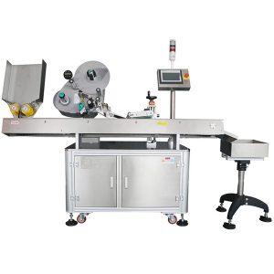 Hitri servo stroj za vodoravno etiketiranje nestabilnih izdelkov