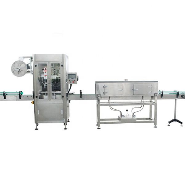 Stroj za samodejno označevanje skrčljivih rokavov